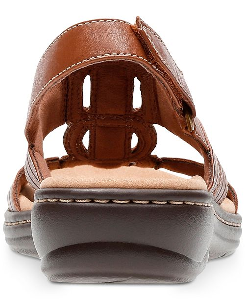 8ffb89e99a8 Clarks Collection Women s Leisa Vine Sandals   Reviews - Sandals ...