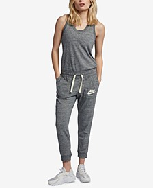 Sportswear Gym Vintage Jumpsuit