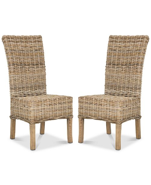 Furniture Ondine Side Chair (Set Of 2), Quick Ship