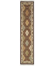 "Oriental Weavers Masterpiece Baktiari Red 2'3"" x 10' Runner"