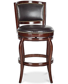 Landin Swivel Stool, Quick Ship