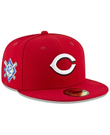 Cincinnati Reds Jackie Robinson Day 59FIFTY FITTED Cap