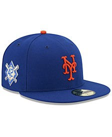 New York Mets Jackie Robinson Day 59FIFTY FITTED Cap