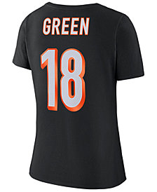 Nike Women's A.J. Green Cincinnati Bengals Player Pride 3.0 T-Shirt