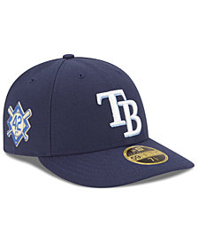 New Era Tampa Bay Rays Jackie Robinson Day Low Profile 59FIFTY FITTED Cap