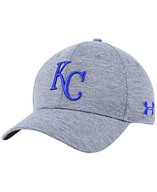 Under Armour Kansas City Royals Twist Closer Cap