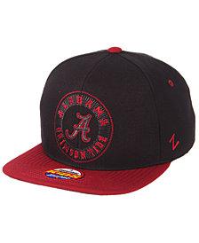 Zephyr Boys' Alabama Crimson Tide Halftime Snapback Cap