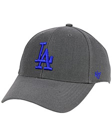 Los Angeles Dodgers Charcoal MVP Cap