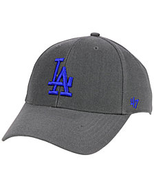 '47 Brand Los Angeles Dodgers Charcoal MVP Cap