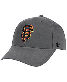 '47 Brand San Francisco Giants Charcoal MVP Cap