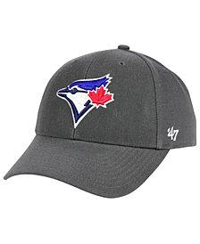 '47 Brand Toronto Blue Jays Charcoal MVP Cap