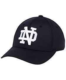 Top of the World Notre Dame Fighting Irish Phenom Flex Black White Cap