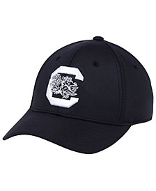 Top of the World South Carolina Gamecocks Phenom Flex Black White Cap