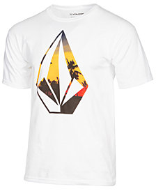 Volcom Men's Recline Logo-Print T-Shirt