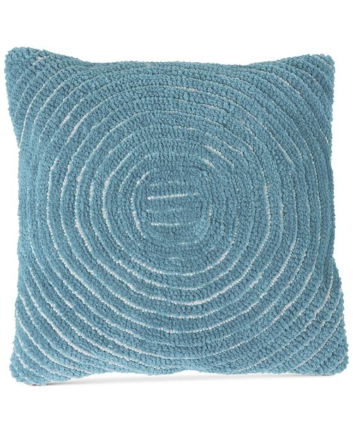 Trademark Global Modern Geometric Circle 40 Decorative Throw Pillow Inspiration Macy's Decorative Throw Pillows