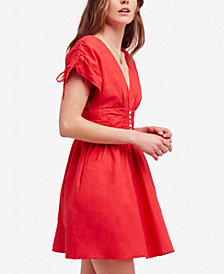 Free People Mini A-Line Dress