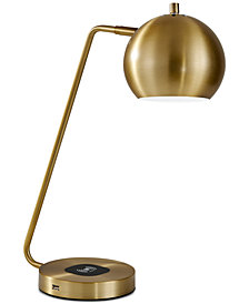 Adesso Emerson LED Desk Lamp