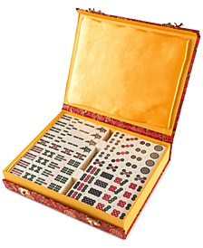 "Hey! Play! 149-Pc. Chinese Mahjong Game Set, 10.5"" L x 8.5"" W x 2"" H"