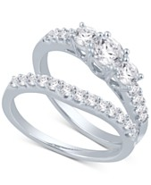 Wedding Ring Sets Shop Wedding Ring Sets Macy S