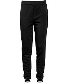 Ideology Big Boys Striped-Hem Jogger Pants, Created for Macy's