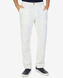 Nautica Men's Classic-Fit Lightweight Pants