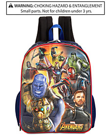 Marvel's® Avengers Little & Big Boys Infinity War Molded Backpack