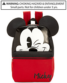 Disney's® Mickey Mouse Little & Big Boys Backpack