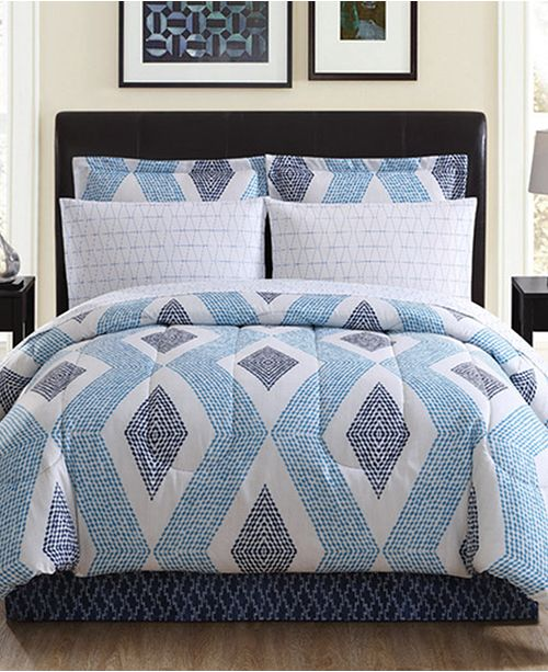 Ellison First Asia Sonoma 8-Pc. Comforter Sets