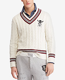 Polo Ralph Lauren Men's Regular-Fit Cricket Sweater