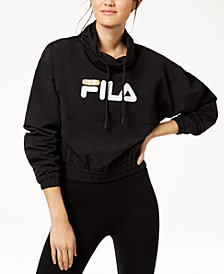 Fila Elsie Funnel-Neck Top