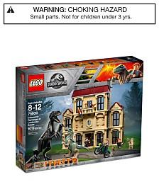 LEGO® Jurassic World Indoraptor Rampage at Lockwood Estate 75930