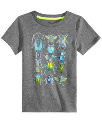 Little Boys Bug Graphic-Print T-Shirt, Created for Macy's