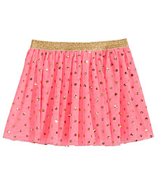 Epic Threads Toddler Girls Glitter Tulle Skirt, Created for Macy's