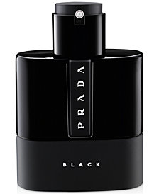Prada Men's Luna Rossa Black Eau de Parfum Spray, 1.7-oz.
