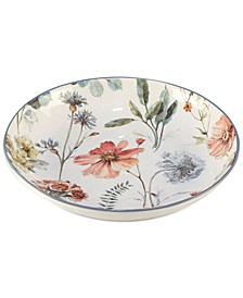 Country Weekend Serving Bowl