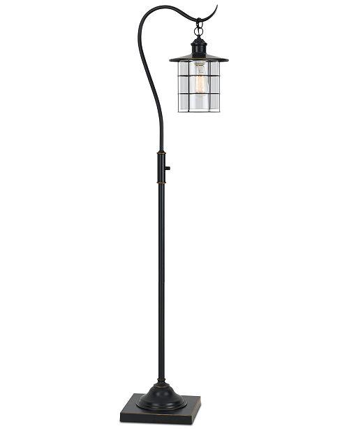 Cal Lighting 60W Silverton Floor Lamp