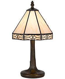 Cal Lighting Tiffany Accent Table Lamp