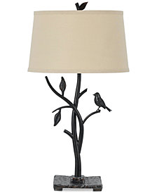 Cal Lighting Medora Iron Table Lamp