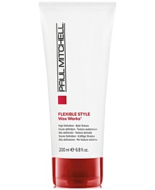 Flexible Style Wax Works, 6.8-oz., from PUREBEAUTY Salon & Spa