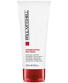 Paul Mitchell Flexible Style Wax Works, 6.8-oz., from PUREBEAUTY Salon & Spa