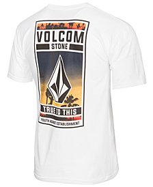Volcom Men's Woozy Logo-Print T-Shirt