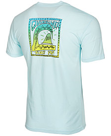 Quiksilver Men's Soul Warrior Graphic-Print T-Shirt