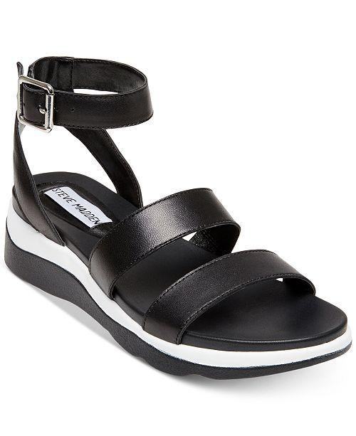 Steve Madden Women's Relish Sport Sandals HougTm