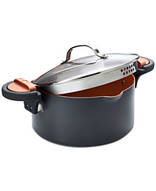Gotham Steel 5-Qt. Pasta Pot