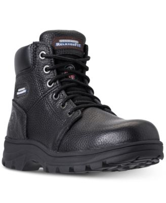 skechers mens boots review