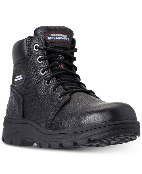 d56ddca4926 Skechers Men s Workshire Boots from Finish Line   Reviews - Finish ...