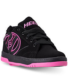 Heelys Big Girls' Propel 2.0 Casual Skate Sneakers from Finish Line