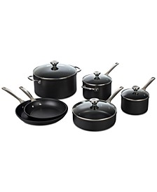 Toughened 10-Pc. Non-Stick Cookware Set