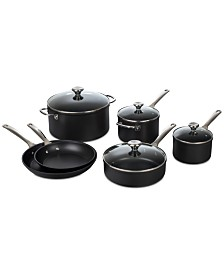 Le Creuset Toughened 10-Pc. Non-Stick Cookware Set