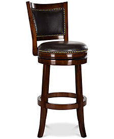 Idaline Bar Stool, Quick Ship